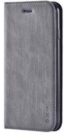 Devia Flip Book Case For Samsung Galaxy Note 8 Grey