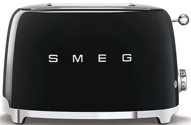 Smeg Toaster TSF01BLEU Black