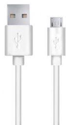 Esperanza Cable USB / USB-micro White 0.8m