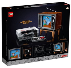 Constructor LEGO Super Mario Nintendo Entertainment System 71374