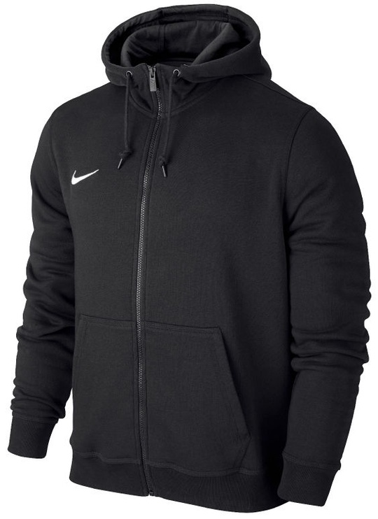Nike Team Club FZ Hoody 658497 010 Black M