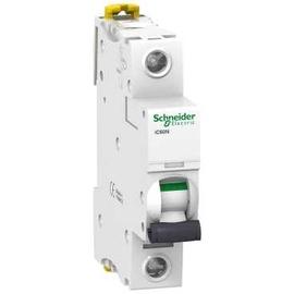 Automatinis jungiklis Schneider IC60N, 1P, C, 10A, 10kA