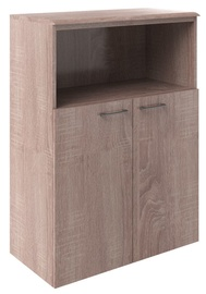 Skyland Wave WMC 85.3 Office Cabinet Sonoma Oak