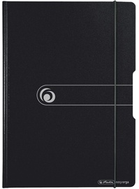 Herlitz Clipboard Folder Easy Orga A4 11217221 Black