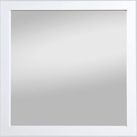 Peegel Spiegel Profi Kathi White, riputatav, 45x45 cm