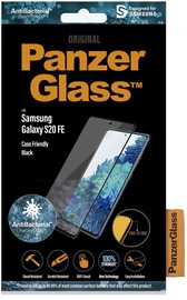 PanzerGlass Rounded Edges Glass For Samsung Galaxy S20 FE Black