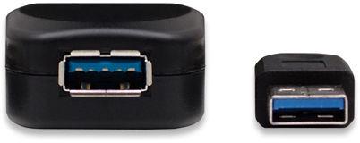 Manhattan Super-Speed USB Active Extension Cable 5m