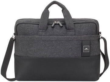 Rivacase Melange MacBook Pro And Ultrabook Bag 15.6'' Black