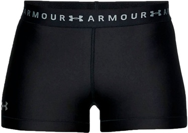 Under Armour Womens HeatGear Armour Shorty 1309618-001 Black L