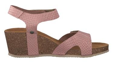 4fd518ef4ec Tamaris Sandal 1-1-28700-22 Pink Structure 39