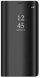 OEM Clear View Case For LG K51S Black