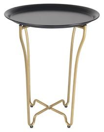 Verners Coffee Table Valentine Black Gold 557731