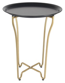Verners Coffee Table Valentine Black Gold 557731