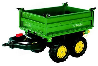 Rolly Toys Mega Trailer For Tractor 122004