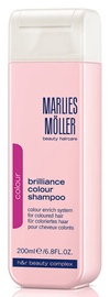 Šampūns Marlies Möller Colour Brillance, 200 ml