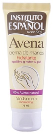 Roku krēms Instituto Español Oats Moisturizing, 75 ml