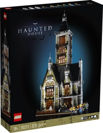 Constructor LEGO Creator Haunted House 10273