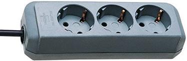 Brennenstuhl Power Cord Eco 3x 1.5m Silver