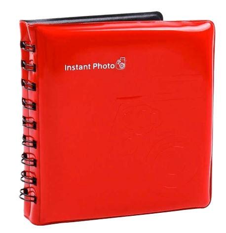 Fujifilm Instax Mini Album Red