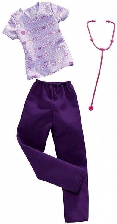 Mattel Barbie Careers Fashion Pack Nurse FXH96