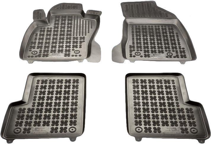 Резиновый автомобильный коврик REZAW-PLAST Jeep Renegade 2014, 4 шт.