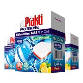 Dr. Prakti Dishwasher Tablets All in One 72pcs