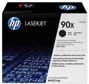 HP LaserJet 90X BLACK