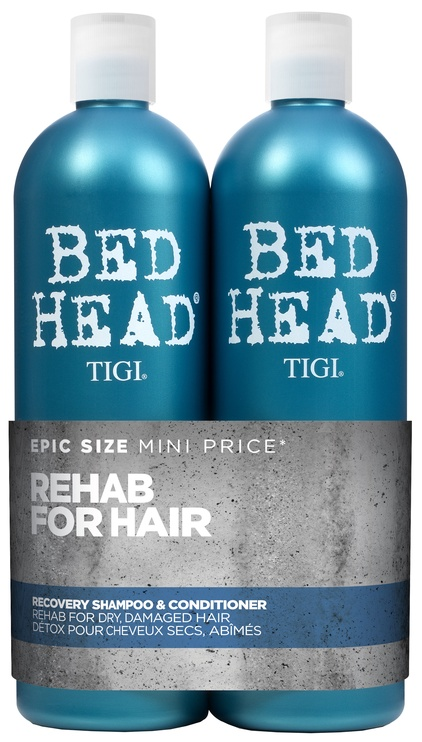 Tigi Bed Head Urban Antidotes Recovery Tweens Shampoo 750ml+Conditioner 750ml
