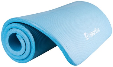 inSPORTline Exercise Mat Fity 140x61cm Blue