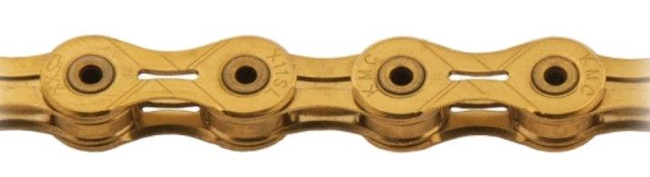 KMC Chain X11SL Ti-N Gold