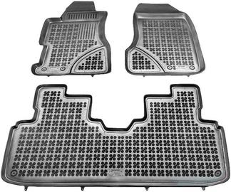 Резиновый автомобильный коврик REZAW-PLAST Honda Civic 5-Door 2001-2005, 3 шт.