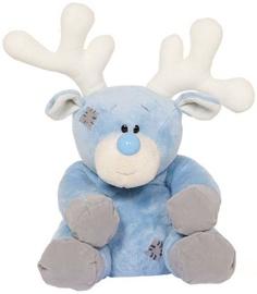 Carte Blanche My Blue Nose Friends Winter Reindeer 10cm