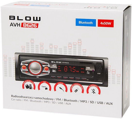 Blow AVH-8626