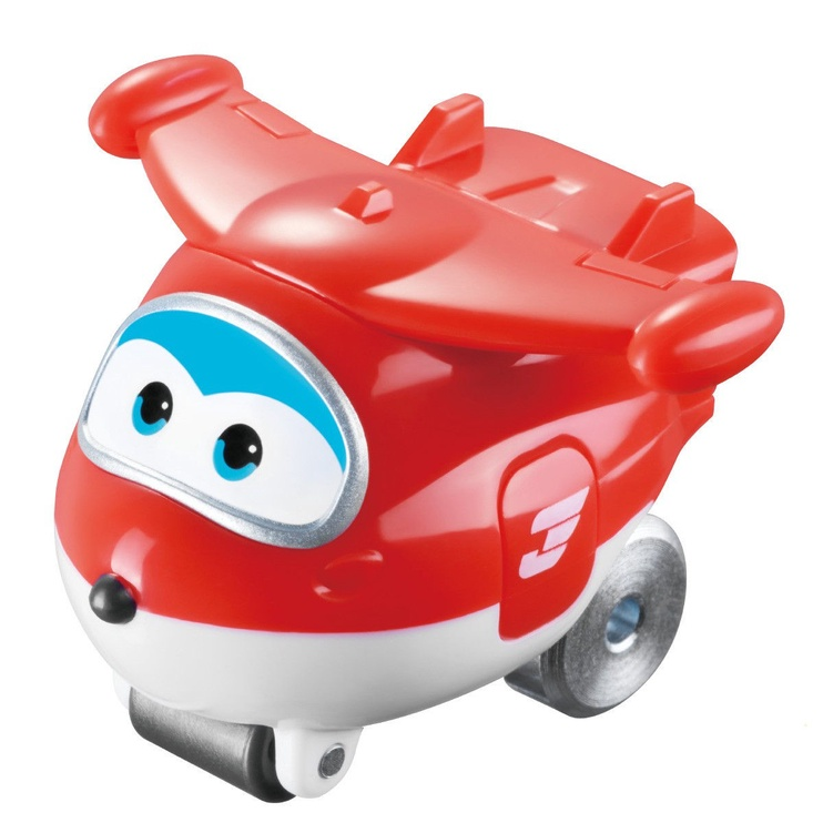 Auldey Super Wings Flip N Fly Plane Jett