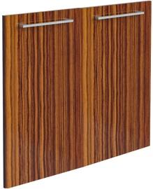 Skyland Morris MLD 42-2 Doors 84.6x76.5x1.8cm Macassar