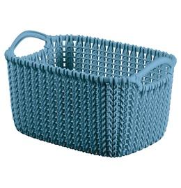 Korv Curver Knit XS SQR 230778 sinine