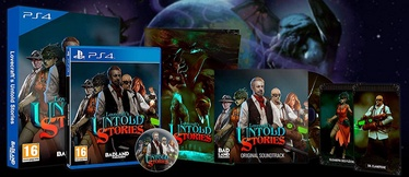 Lovecraft's Untold Stories Collector's Edition PS4