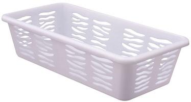 BranQ Basket Zebra1 White