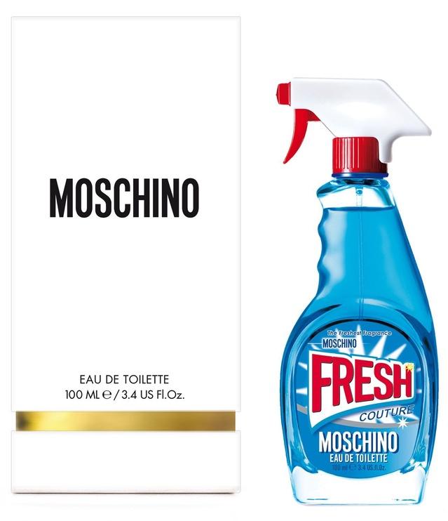 Tualettvesi Moschino Fresh Couture 100ml EDT