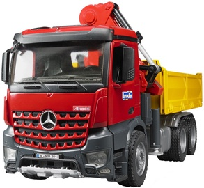 Bruder MB Arocs Construction Truck With Crane 03651