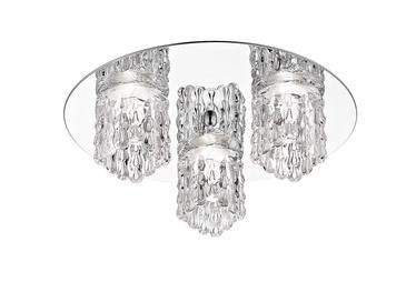 Lubinis šviestuvas Futura C0402-03B, 15W, LED