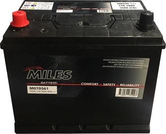 Miles M070561 Starter Battery 70Ah 560A +/-