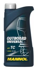 Mannol Outboard Universal 2-Stroke Engine Oil TC-W2 1l