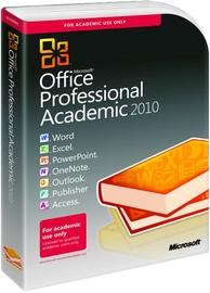 Microsoft Office 2010 Professional Plus Academic Edition EDU Volume License