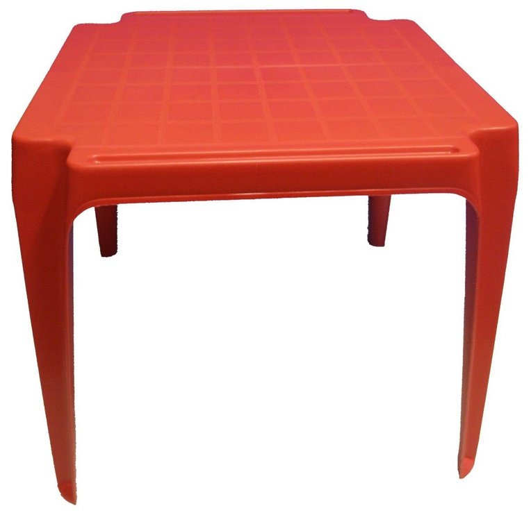 Стол Diana Baby Table Red