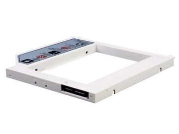 "SilverStone Treasure TS08 2.5"" to 9.5mm Slimline SATA"