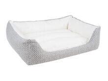 Кровать для животных Amiplay Morgan, белый, 900x1140 мм
