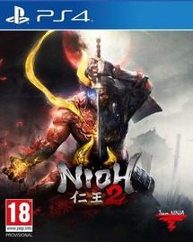 Игра для PlayStation 4 (PS4) Nioh 2 PS4
