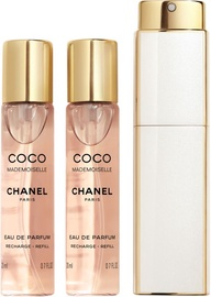 Набор для женщин Chanel Coco Mademoiselle 3pcs Set 60 ml EDP