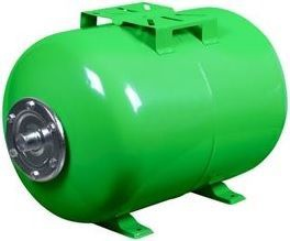 Terra Expansion Vessel for Cold Water Horizontal Green 50L